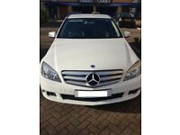Mercedes-Benz C Class 2.1 C200 CDI BlueEFFICIENCY SE (Executive) 4dr- Mint condition