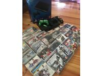 PS3 Super slim game console 12Gb & 28 games