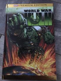 Brand new premium edition hulk bool