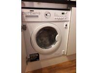 Zanussi H820xW596xD544 Integrated Washer Dryer (7kg)