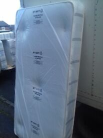 Brand New Comfy Single Quilted Comfy Mattress FREE delivery