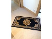 Traditional patterned little rug
