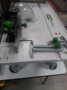 Haussman Router Table. We sell used tools. (#43401)