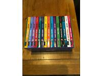 Enid Blyton Mystery collection