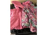 Girls 4-5 coats/jackets