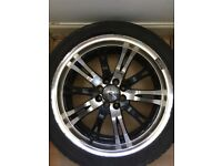 Alloy Wheels Tyres 17'' 4x100 4x108 and more