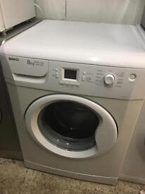White 8kg 1200 Spin Fully Working Order Vgc Just £85 Sittingbourne