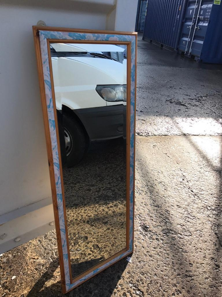 Modern mirror FREE DELIVERY PLYMOUTH AREA