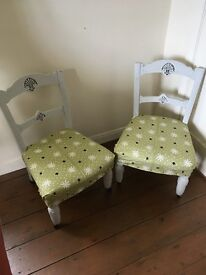 Two Lovely Children's Chairs