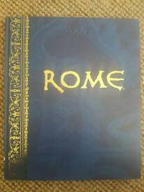 HBO TV Series book Rome