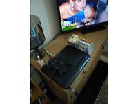 PlayStation 3 super slim 500gb with 5 games