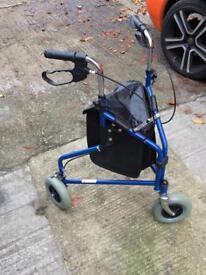 Walking aid/ wheelchair