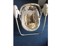 Mothercare Loved So Much Swing Chair