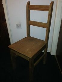 Dining Oak chairs - & More