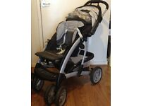 Deluxe Pushchair in excellent condition by Mothercare (original price £280)
