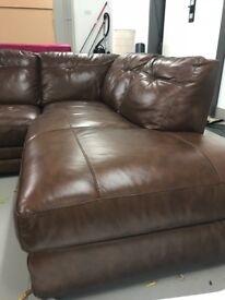 Leather Corner Sofa Great Condition