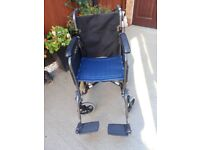 BARGAIN RMA ROMA WHEELCHAIR