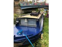 26ft springer narrowboat/ canal boat