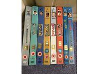 Scrubs season 1-8 DVD Boxsets