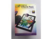 CRAYOLA DIGITOOLS EFFECTS PACK