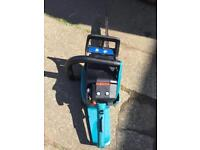 "Makita Chainsaw with 16"" bar and chain bargain same as Stihl"