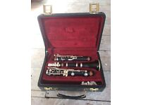 Buffet E13 clarinet. Very good condition. £850 but other offers considered.