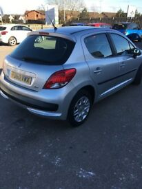 Peugeot 207 1.4S 5 door,2011 60 Reg,1 years Mot