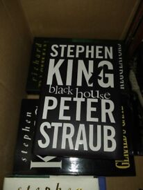 Stephen King & Peter Straub Hardback Book Black House - Perfect Condition