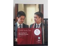 CIMA Management Accounting book