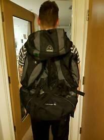 Eurohike Pathfinder 65 hiking Bag