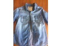 Boys shirt size 4-5