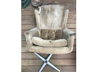 Vintage retro Egg chair