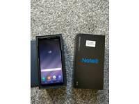 Samsung Galaxy Note 8 - Unlocked - 64gb