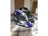 HJC IS-16 Scratch Motorcycle Helmet Size Small