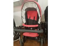 Britax stroller Pushchair (used but good condition) £20