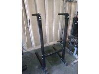 Full Home Gym Equipment Set