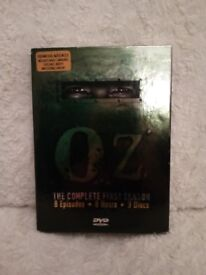 Oz- The complete first season