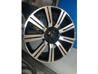 "22"" Range Rover alloy Wheels"