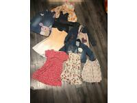 Girls clothes aged 3-4 years