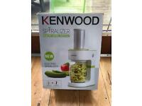 Kenwood Spiralizer (recommended by Slimming World)
