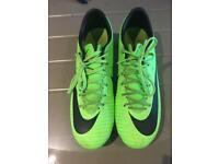 Nike size 6 football boots
