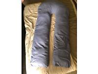 Large maternity U shaped pillow