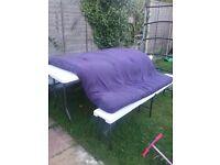 Double futon mattress for sale