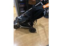 1 out of 2 seater mountain buggy worth £650 willing to sell for £200