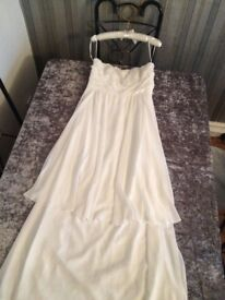 Wedding or occasional dress