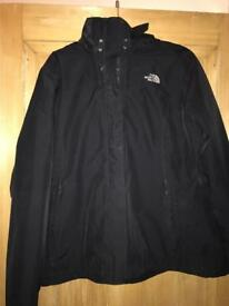 Women's North Face Rain Jacket Size XL