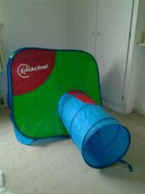 kids tent ideal for indoors or outside