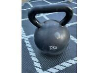 32 kg kettle bell