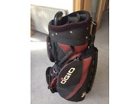 Used Ogio golf bag in reasonable condition.