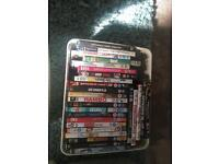DVD's, Games, CD's